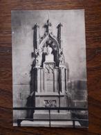 Suisse. Fribourg. Cathédrale De St Nicolas. Buste D'Aloys Mooser , Constructeur Des Orgues - FR Fribourg
