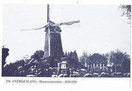 Evergem: Doornzelemolen ( 2 Scans) - Evergem