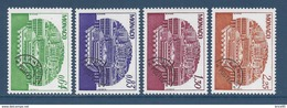 Monaco Préoblitéré - YT N° 58 à 61 - Neuf Sans Charnière - 1978 - Préoblitérés