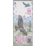 TWN - ARGENTINA 363 - 50 Pesos 2017 Serie A - Signatures: Caputo & Monzo UNC - Argentina
