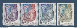 Monaco Préoblitéré - YT N° 34 à 37 - Neuf Sans Charnière - 1975 - Préoblitérés