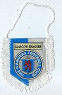 Fanion Football L'équipe De Glasgow Rangers - Apparel, Souvenirs & Other