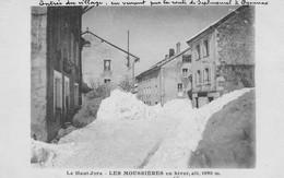 CPA Les Moussières 1 - France