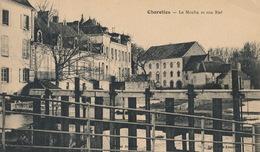 (CPA 71) CHAROLLES  /  Le Moulin Et Son Bief - - Charolles