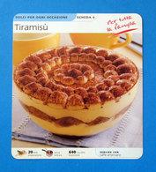 TIRAMISU - Ricette Culinarie