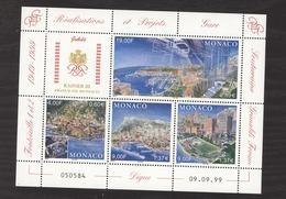 Monaco  :  Yv  2221-24  **   La Petite Feuille - Monaco
