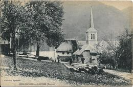 BELLECOMBE EN BAUGES - France