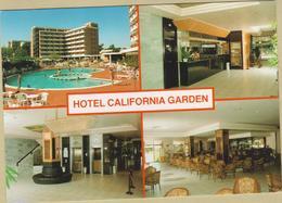 Salou - Cpm / Hôtel California Garden. - Tarragona
