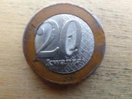 Angola  20  Kwanzas  2014  Km !!!! - Angola