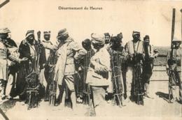 DESARMEMENT DU HAURAN - Lebanon