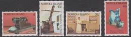 Norfolk Island ASC 496-499 1991 Museums, Mint Never Hinged - Norfolk Island
