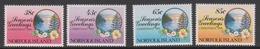 Norfolk Island ASC 506-509 1991 Christmas, Mint Never Hinged - Norfolk Island