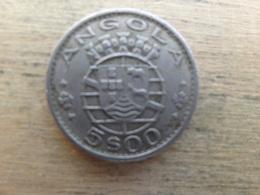 Angola  5  Escudos 1972   Km 81 - Angola