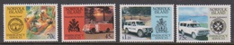 Norfolk Island ASC 534-537 1993 Emergency Services, Mint Never Hinged - Norfolk Island
