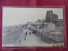 CPA - Villers-sur-Mer - La Promenade De La Digue - Villers Sur Mer
