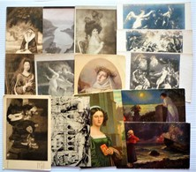 LOT OF 14 DIFFERENT OLD POSTCARDS - Postkaarten