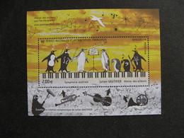 TAAF:  Feuille F 870, Neuve XX. - Unused Stamps