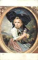 Themes Div-ref AA440- Illustrateurs - Illustrateur -ch Walhain -alsace - Petite Alsacienne - Imp Lapina Paris - - Altre Illustrazioni