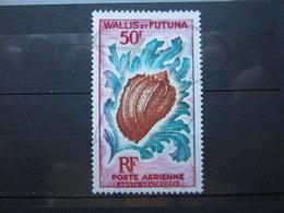 VEND BEAU TIMBRE DE POSTE AERIENNE DE WALLIS ET FUTUNA N° 18 , XX !!! - Airmail