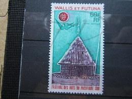 VEND BEAU TIMBRE DE POSTE AERIENNE DE WALLIS ET FUTUNA N° 42 , XX !!! - Airmail