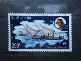 VEND BEAU TIMBRE DE POSTE AERIENNE DE WALLIS ET FUTUNA N° 43 , XX !!! - Airmail