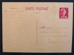 FRANCE - 1955 -1011 CP 1- MARIANNE DE MULLER 15F - Ganzsachen