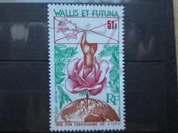 VEND BEAU TIMBRE DE POSTE AERIENNE DE WALLIS ET FUTUNA N° 56 , XX !!! (b) - Airmail