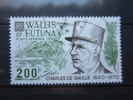 VEND BEAU TIMBRE DE POSTE AERIENNE DE WALLIS ET FUTUNA N° 106 , XX !!! - Airmail