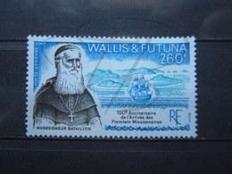 VEND BEAU TIMBRE DE POSTE AERIENNE DE WALLIS ET FUTUNA N° 158 , XX !!! (b) - Airmail