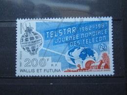 VEND BEAU TIMBRE DE POSTE AERIENNE DE WALLIS ET FUTUNA N° 156 , XX !!! (b) - Airmail