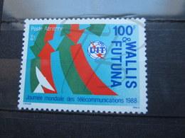 VEND BEAU TIMBRE DE POSTE AERIENNE DE WALLIS ET FUTUNA N° 162 , XX !!! (b) - Airmail