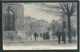 SUISSE GENEVE  (GENEVE) ...ANIMEE...PLACE NEUVE..C3098 - GE Genève