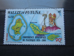 VEND BEAU TIMBRE DE POSTE AERIENNE DE WALLIS ET FUTUNA N° 163 , XX !!! - Airmail