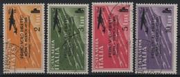 Francobolli Regno 1934 Volo Roma Buenos Aires Serie Cpl - 1900-44 Vittorio Emanuele III