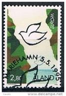 Aland 1995 - Europa CEPT - Peace And Freedom Used - Aland