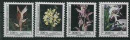 1991 Cipro Del Nord, Orchidee, Serie Completa Nuova (**) - Nuovi