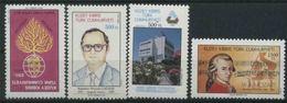 1991 Cipro Del Nord, Anniversari E Avvenimenti, Serie Completa Nuova (**) - Nuovi