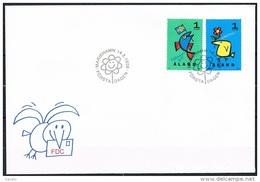 Aland 1996 - Greetings - Aland