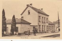 Mousty (Céroux Mousty ,Ottignies ) , Intérieur De La Gare (  Station , Statie , Train ) - Ottignies-Louvain-la-Neuve