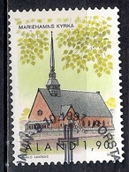 Aland 1997 - Mariehamn Church - Aland