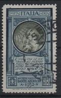 Francobolli Regno 1932 Dante 100 L. Leonardo - 1900-44 Vittorio Emanuele III