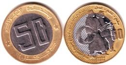 Algérie - Pièce De 50,00 DA  Commémorative 2004 (ayant Circulé) - Algérie