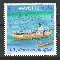 TIMBRE - MAYOTTE - 2005 -  Oblitere - Non Classés