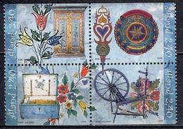 Aland 1999 - Furniture Decoration MINT - Aland