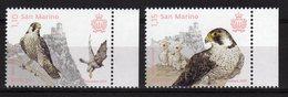 San Marino 2019 EUROPA POSTEUROP Uccelli Birds - 2019