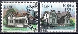 Aland 2000 -  Architecture - Hilda Hongell, 1876-1952 - Aland