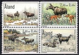 Aland 2000 - Aaland Wildlife - The Moose MINT - Aland
