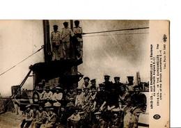 1915-15... AUX DARDANELLES - L'équipage Du Sous-marin Anglais E.-II. CPA En Bon état. Non Circulé. - Weltkrieg 1914-18