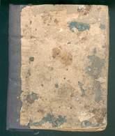 LIVRE ANCIEN EN HEBREU 377 PAGES IMPRIME ETAT MOYEN ACHETE MELLAH FES MAROC - Livres, BD, Revues