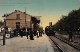 Russia - SAINT PETERSBURG - Udelnaya Railway Station. - Russland